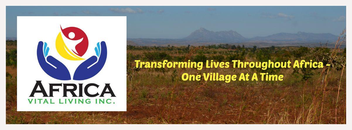 Africa Vital Living Header 1