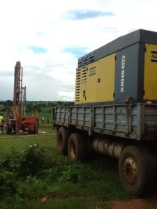 Africa Vital Living Benita Well Drilling Equipment