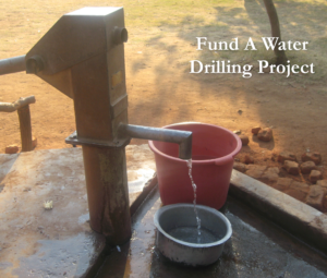 Africa Vital Living Fund A Water Well Drilling Project