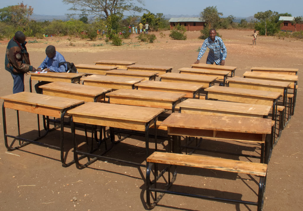 2017 School Desks